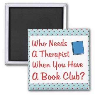 book club refrigerator magnets