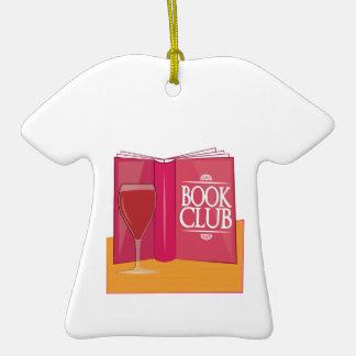 Book Club Christmas Tree Ornaments