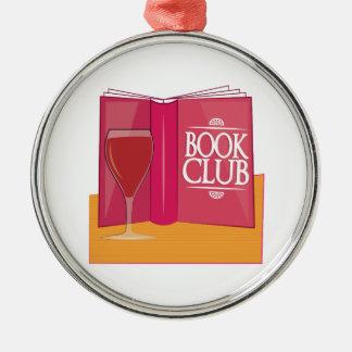 Book Club Ornaments