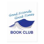 BOOK CLUB POSTCARD