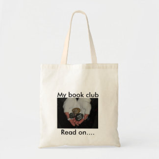 Book Club Read on Tote Bag