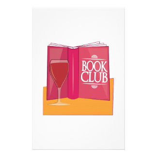 Book Club Stationery Paper
