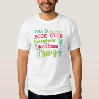 Book Club Subway Design by Artinspired Shirt