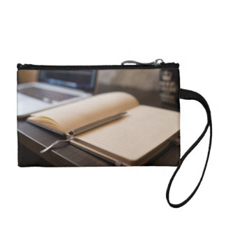 book coin purses
