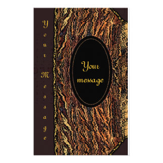 Book Cover~Customize Stationery