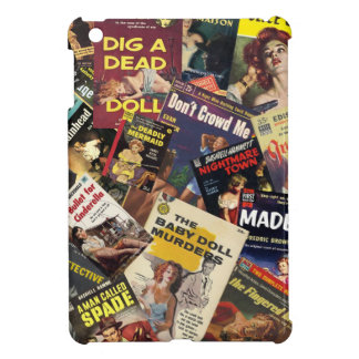 Book Cover Montage iPad Mini Cover