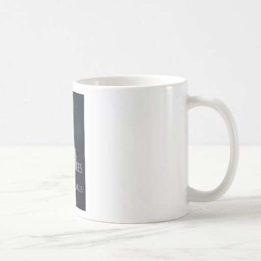 "Book cover of ""Dark Fantasies"" by Joel Puga Classic White Coffee Mug"