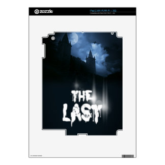 """Book cover of """"The Last"""" by Joel Puga Decals For iPad 2"""