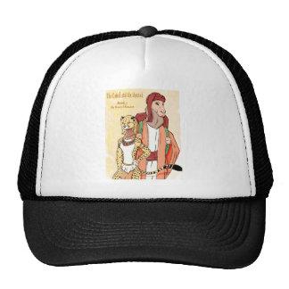 Book Cover Trucker Hat