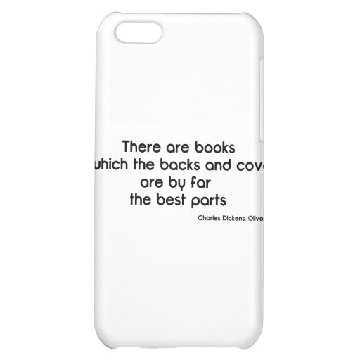 Book Covers iPhone 5C Covers