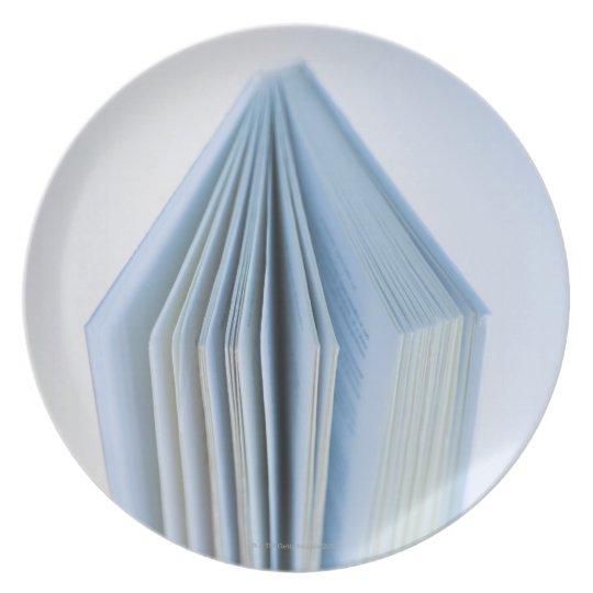 Book Dinner Plate