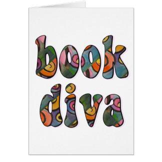 Book Diva 2 Card
