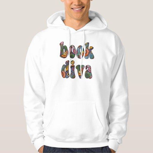 Book Diva 2 Hoodie