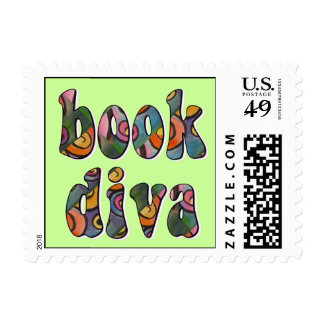 Book Diva 2 Stamps