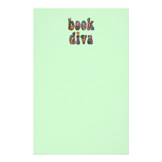 Book Diva 2 Stationery Paper