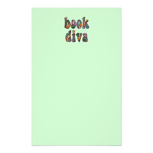 Book Diva 2 Stationery Paper