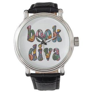 Book Diva Watch