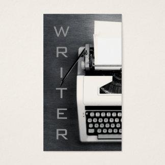 Book Editor Author Novelist Poet Journalist Blog Business Card