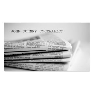 Book Editor Author Novelist Poet Journalist Blog Business Cards
