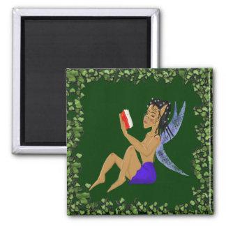 Book Fairy Magnet