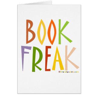 Book Freak Card