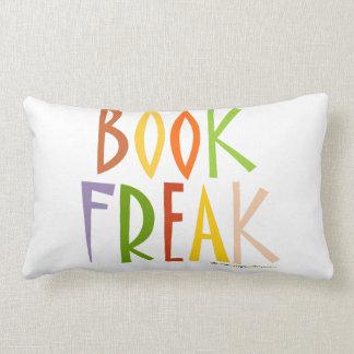 Book Freak Lumbar Pillow