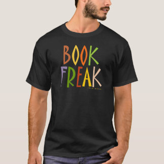 Book Freak! T-shirt