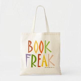 Book Freak Tote Bag