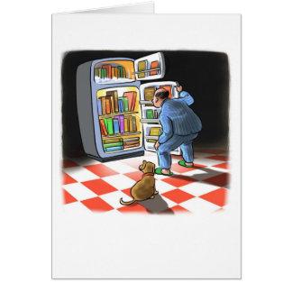 Book Fridge Card