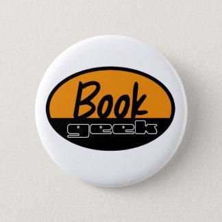 book geek button