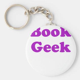 Book Geek Keychains