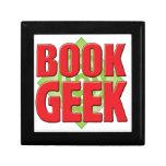 Book Geek v2 Jewelry Box