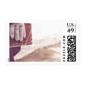 Book glove postage