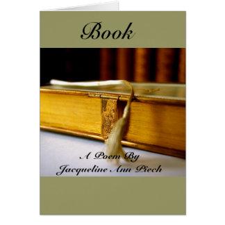 Book Greeting Card