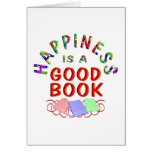 Book Happiness Card
