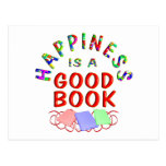 Book Happiness Postcards