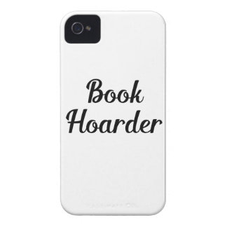 Book Hoarder iPhone 4 Case