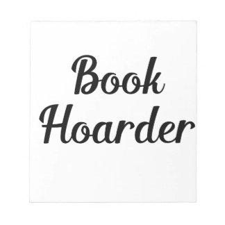 Book Hoarder Notepad