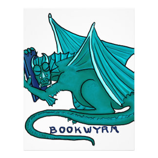 Book Hug Bookwyrm Letterhead