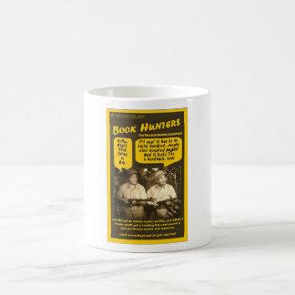 Book Hunters mug: prey found Classic White Coffee Mug