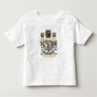 Book I f.Q Painted Inventory of Emperor Toddler T-shirt