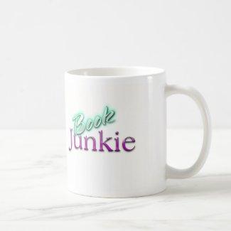 Book Junkie Mug
