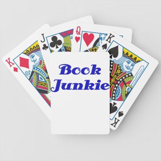 Book Junkie Poker Deck