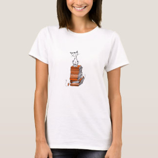 Book kitty T-Shirt
