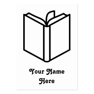 Book Large Business Card