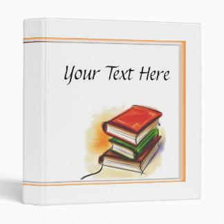 Book Learnin' Binder