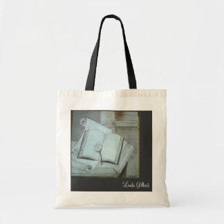 Book , Linda Gilbert, Linda Gilbert Tote Bags