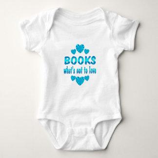 BOOK LOVE BABY BODYSUIT
