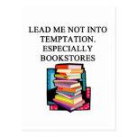 BOOK lover design Postcards