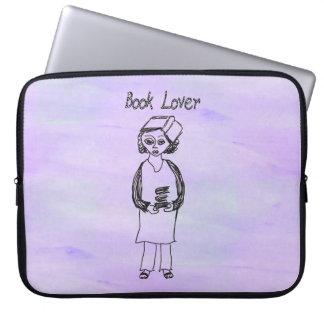 Book Lover Laptop Computer Sleeve